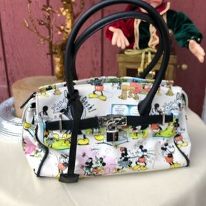 Like New Disney mickey mouse licensed Purse